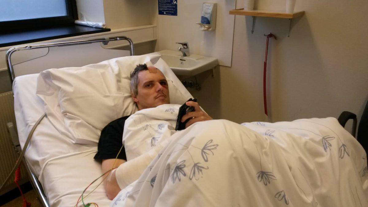 Helsesystemet: De reddet livet mitt – Og gjorde det til et helvete rett etterpå …