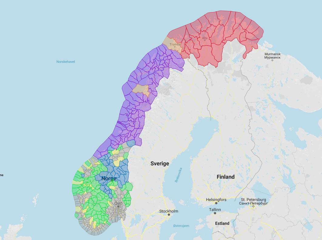 Unge Høyre vil bremse økonomisk vekst i distriktet